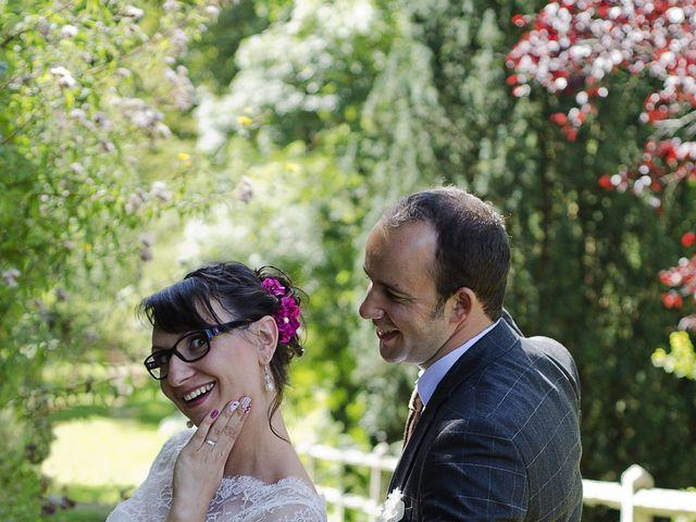Le mariage de Guillaume et Heidi à Dignac, Charente 5