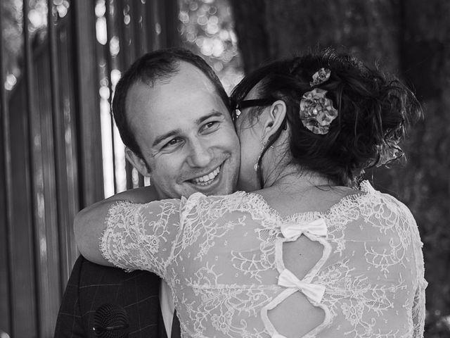 Le mariage de Guillaume et Heidi à Dignac, Charente 7