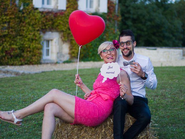 Le mariage de Guillaume et Heidi à Dignac, Charente 16