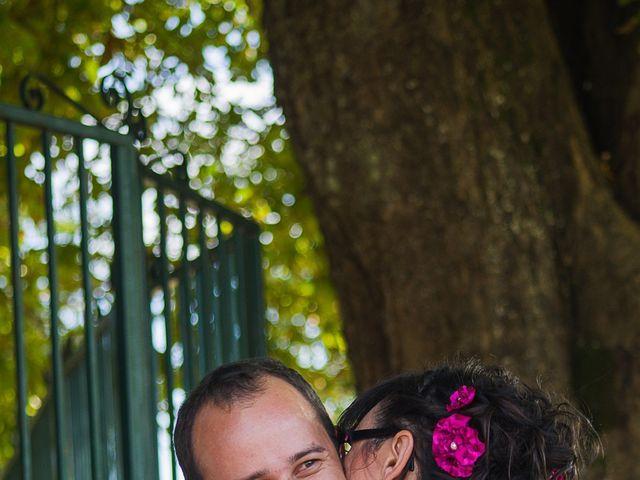 Le mariage de Guillaume et Heidi à Dignac, Charente 22