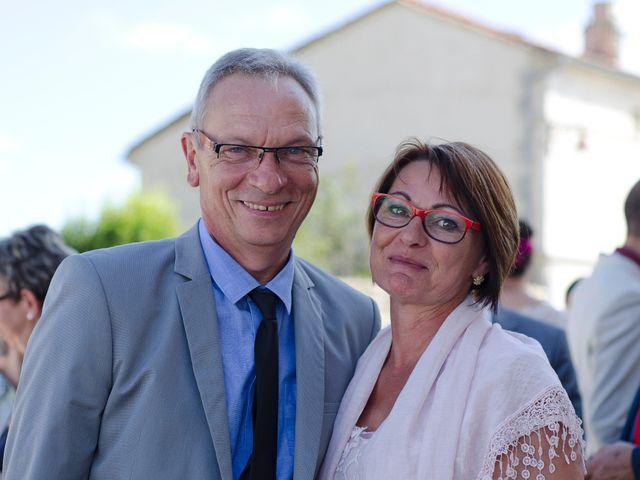 Le mariage de Guillaume et Heidi à Dignac, Charente 30