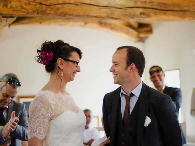 Le mariage de Guillaume et Heidi à Dignac, Charente 32