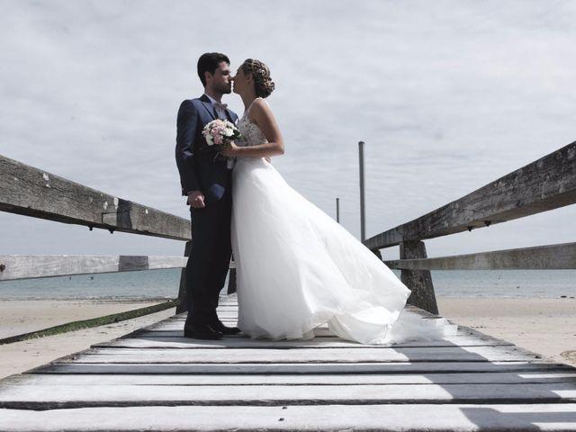 Le mariage de Julien et Johanna à Douvres-la-Délivrande, Calvados 12