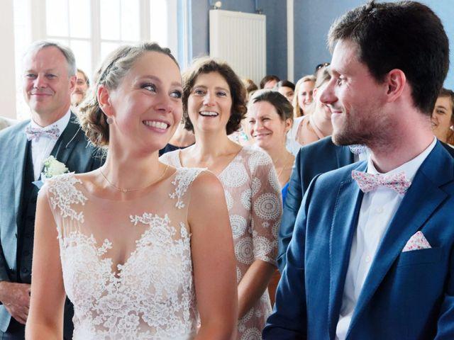 Le mariage de Julien et Johanna à Douvres-la-Délivrande, Calvados 17