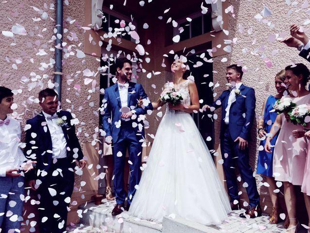 Le mariage de Julien et Johanna à Douvres-la-Délivrande, Calvados 18
