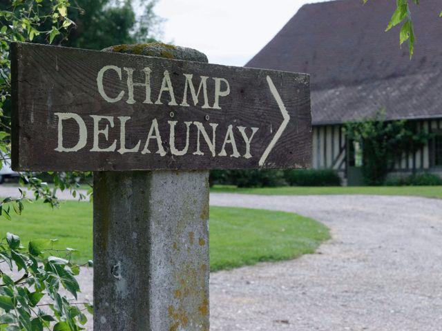 Le mariage de Julien et Johanna à Douvres-la-Délivrande, Calvados 23