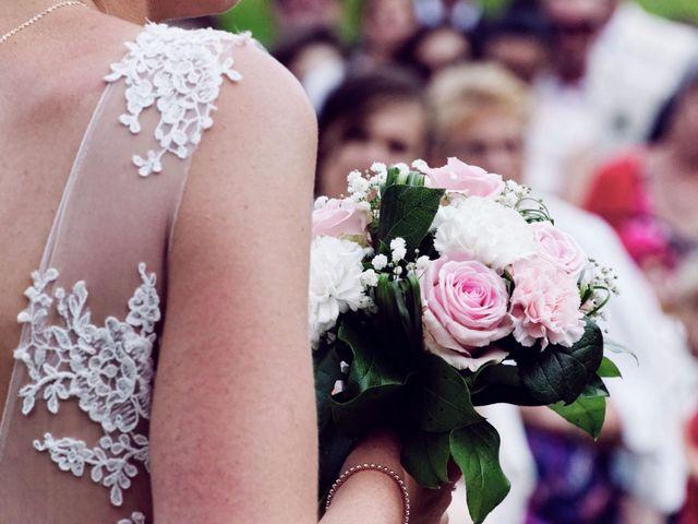 Le mariage de Julien et Johanna à Douvres-la-Délivrande, Calvados 26