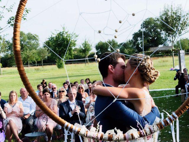 Le mariage de Julien et Johanna à Douvres-la-Délivrande, Calvados 30