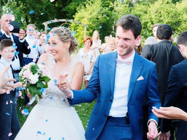 Le mariage de Julien et Johanna à Douvres-la-Délivrande, Calvados 31