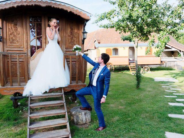 Le mariage de Julien et Johanna à Douvres-la-Délivrande, Calvados 33