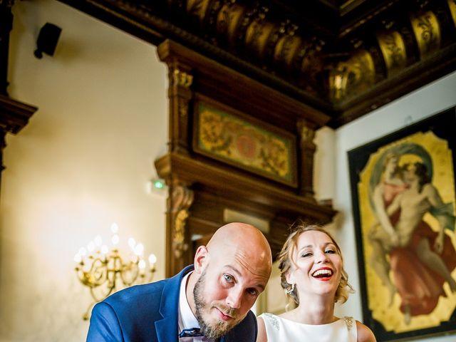 Le mariage de Francois et Amélie à Poitiers, Vienne 37