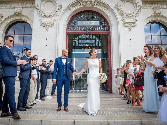 Le mariage de Francois et Amélie à Poitiers, Vienne 39