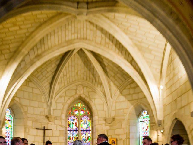 Le mariage de Francois et Amélie à Poitiers, Vienne 43