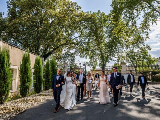 Le mariage de Francois et Amélie à Poitiers, Vienne 54