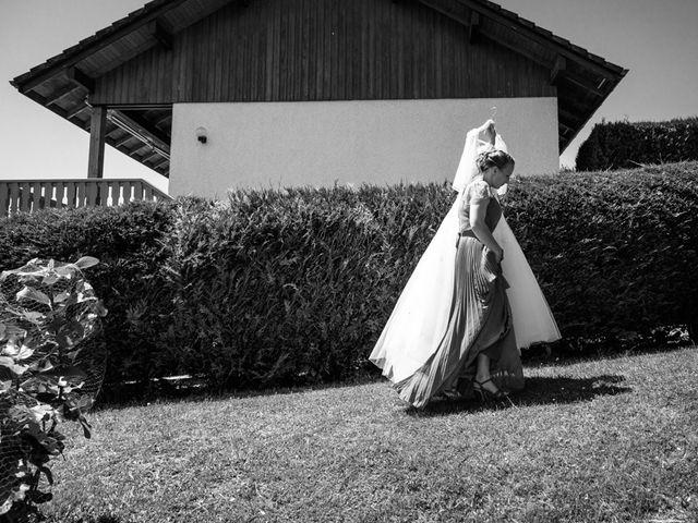 Le mariage de Gilles et Emilie à Évian-les-Bains, Haute-Savoie 1