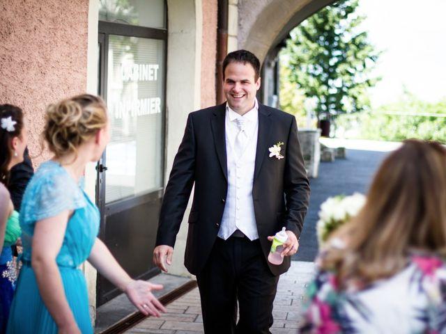 Le mariage de Gilles et Emilie à Évian-les-Bains, Haute-Savoie 14