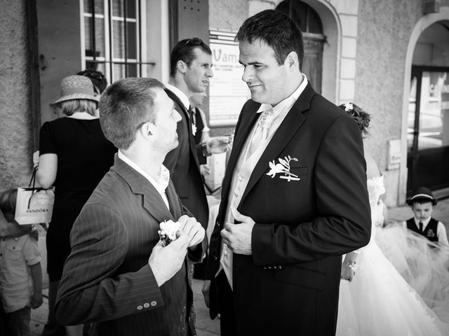 Le mariage de Gilles et Emilie à Évian-les-Bains, Haute-Savoie 15
