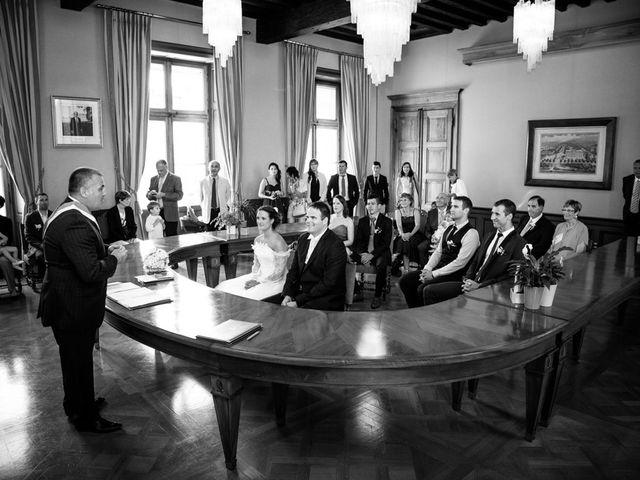 Le mariage de Gilles et Emilie à Évian-les-Bains, Haute-Savoie 19