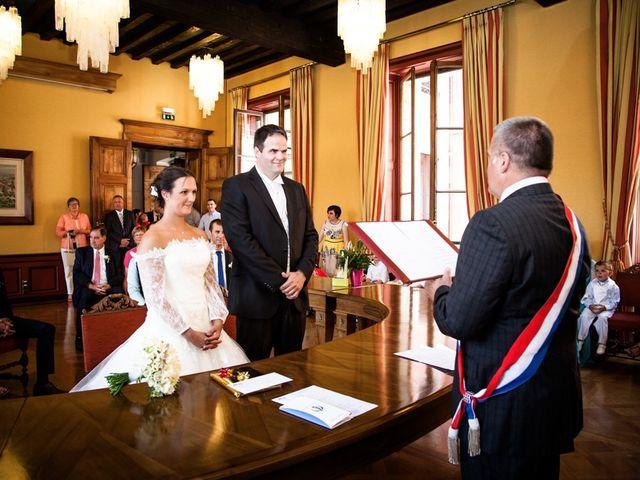Le mariage de Gilles et Emilie à Évian-les-Bains, Haute-Savoie 21