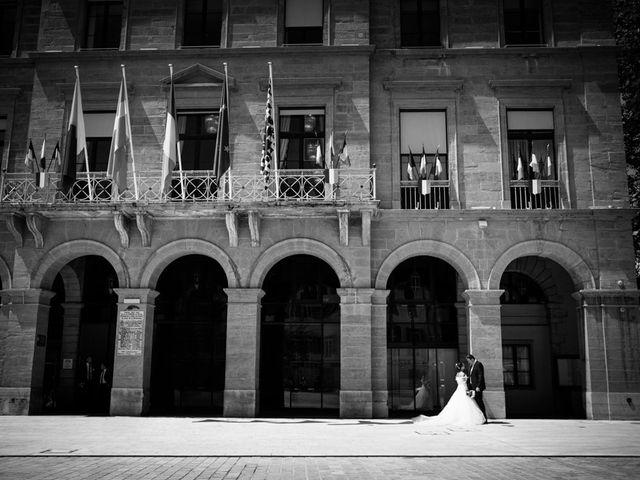 Le mariage de Gilles et Emilie à Évian-les-Bains, Haute-Savoie 2