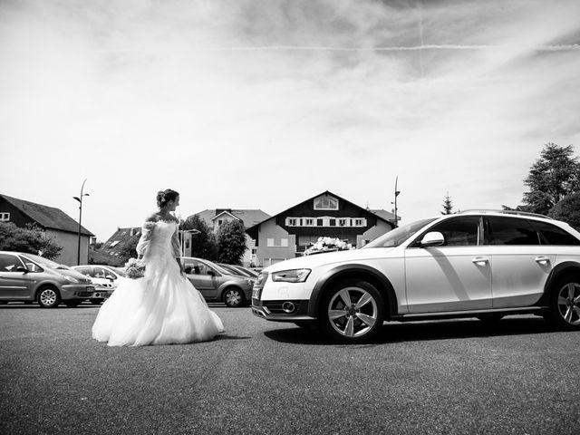 Le mariage de Gilles et Emilie à Évian-les-Bains, Haute-Savoie 30