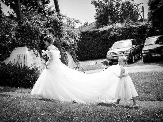 Le mariage de Gilles et Emilie à Évian-les-Bains, Haute-Savoie 33