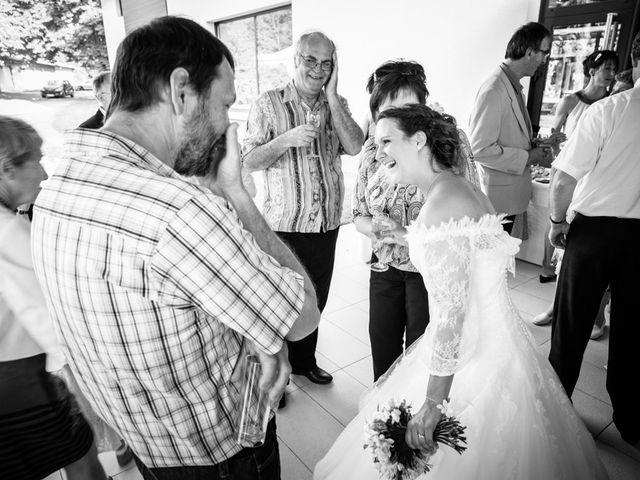 Le mariage de Gilles et Emilie à Évian-les-Bains, Haute-Savoie 57