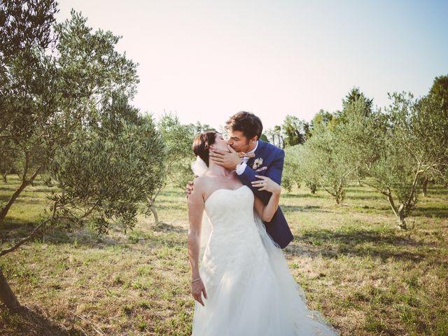 Le mariage de Caroline et Martin