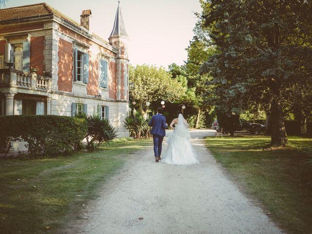 Le mariage de Martin et Caroline à Tarascon, Bouches-du-Rhône 15