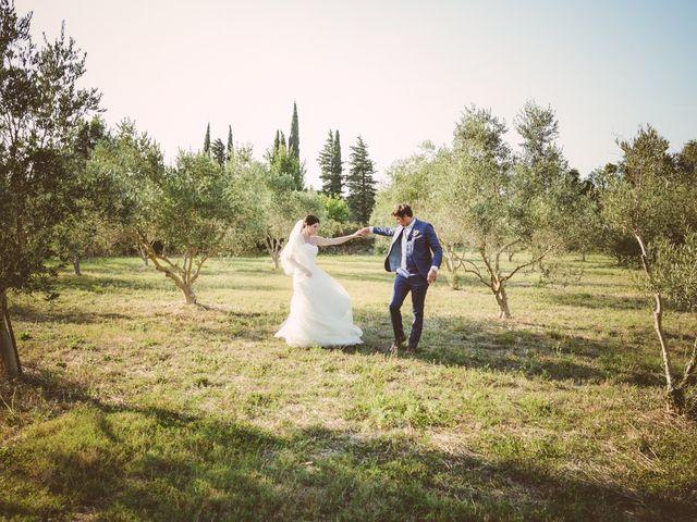 Le mariage de Martin et Caroline à Tarascon, Bouches-du-Rhône 21