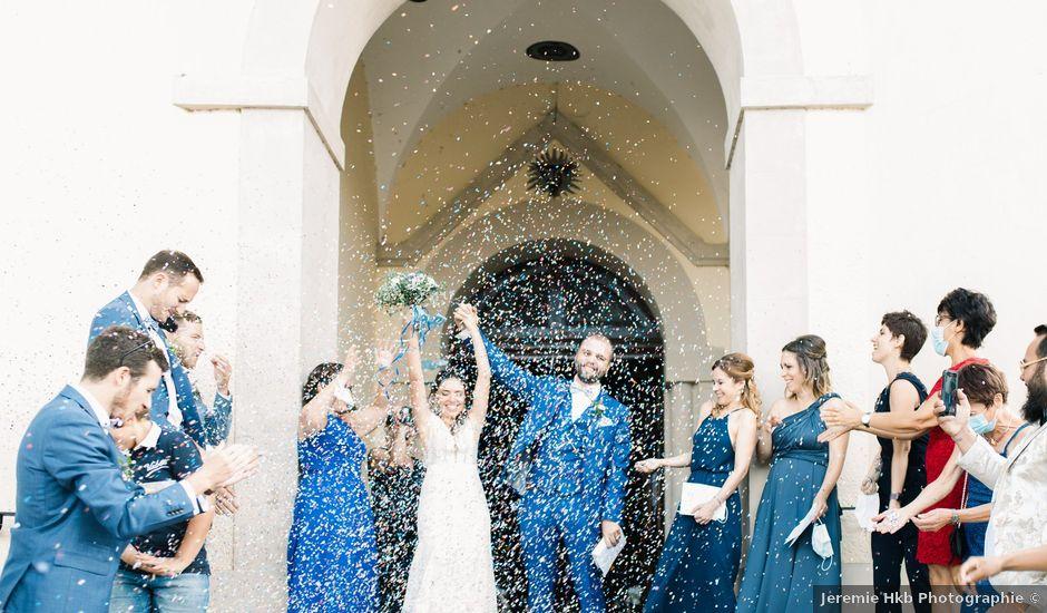 Le mariage de Damien et Mathilde à Valdurenque, Tarn