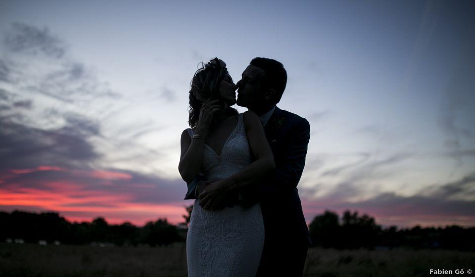 Le mariage de Vincent et Emilie à Chemillé, Maine et Loire
