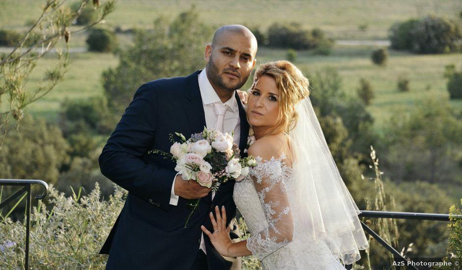 Le mariage de Mabrouk et Stéphanie à Nîmes, Gard
