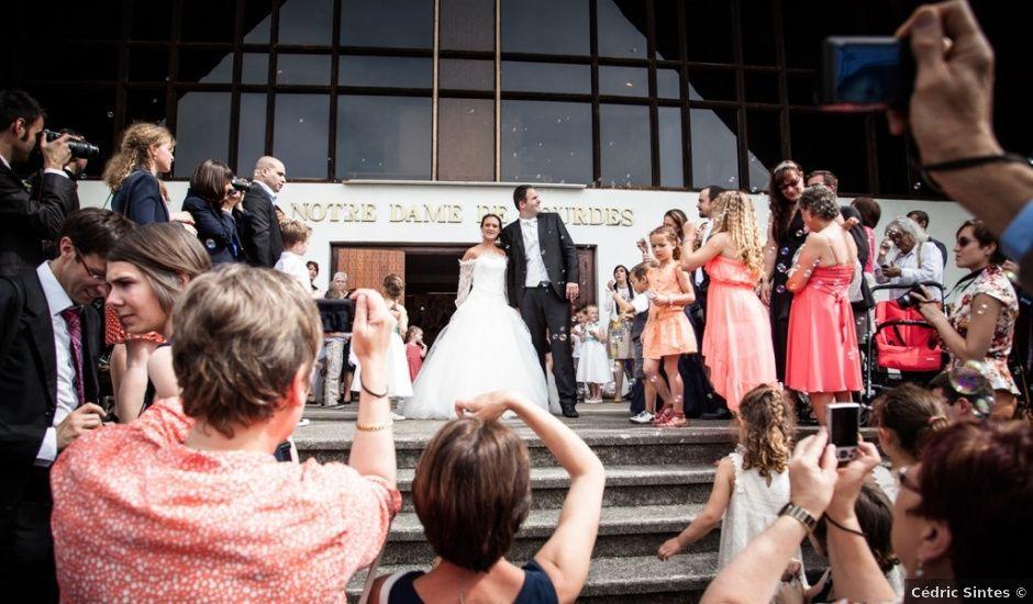 Le mariage de Gilles et Emilie à Évian-les-Bains, Haute-Savoie
