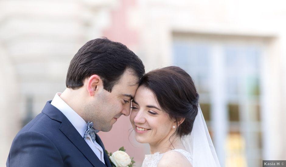 Le mariage de Jordan et Clothilde à Sucy-en-Brie, Val-de-Marne