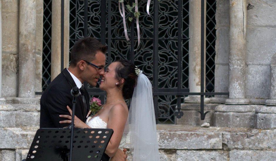 Le mariage de Arnaud et Béatrice à Pont-de-l'Arche, Eure