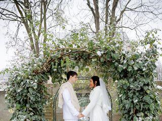 Le mariage de Siou-Lane et Nicolas 1