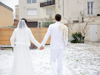 Le mariage de Siou-Lane et Nicolas
