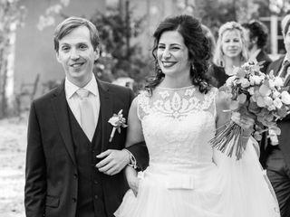 Le mariage de Pooneh et Etienne