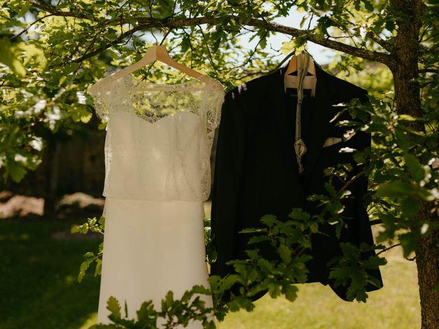 Le mariage de Sébastien et Virginie à Arbois, Jura 9
