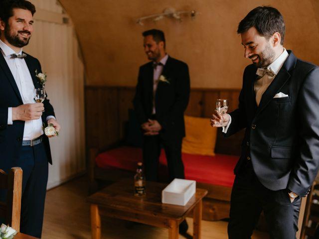 Le mariage de Sébastien et Virginie à Arbois, Jura 14