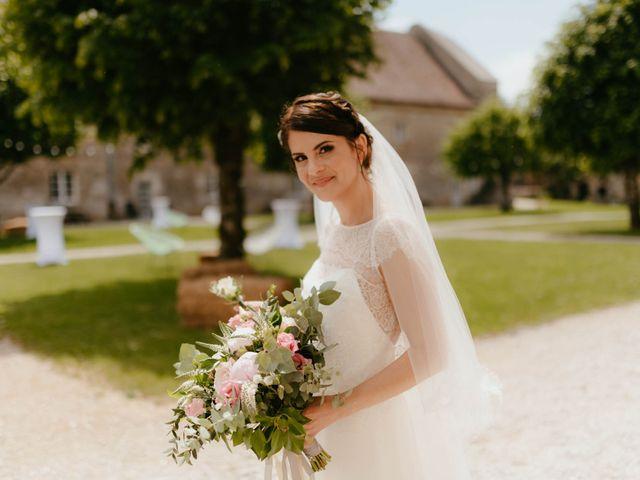Le mariage de Sébastien et Virginie à Arbois, Jura 20
