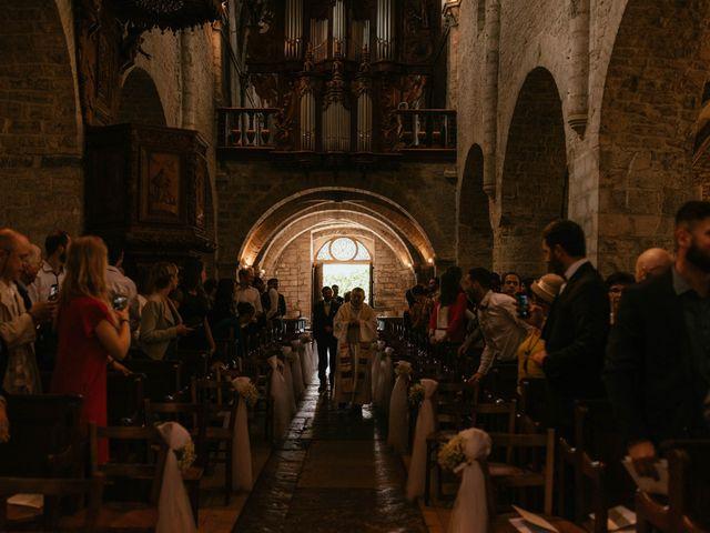 Le mariage de Sébastien et Virginie à Arbois, Jura 27
