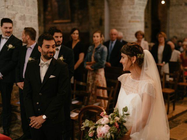 Le mariage de Sébastien et Virginie à Arbois, Jura 31