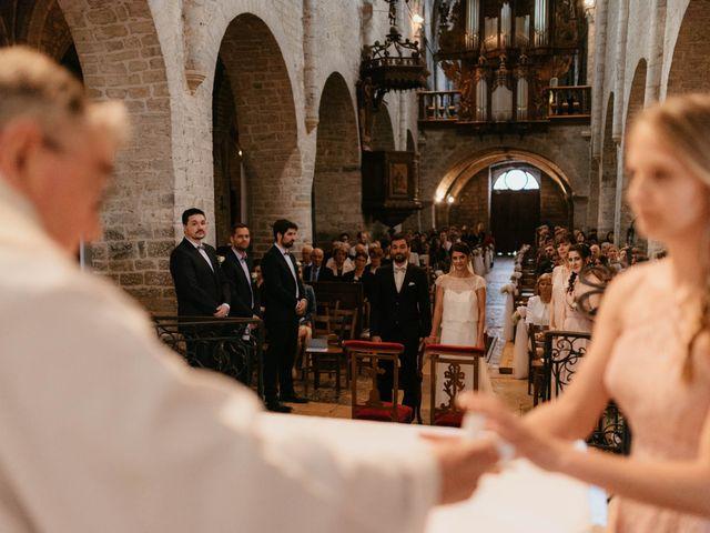Le mariage de Sébastien et Virginie à Arbois, Jura 40