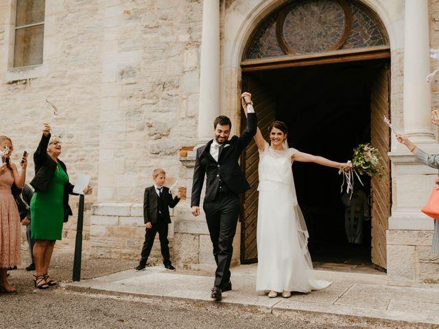 Le mariage de Sébastien et Virginie à Arbois, Jura 42
