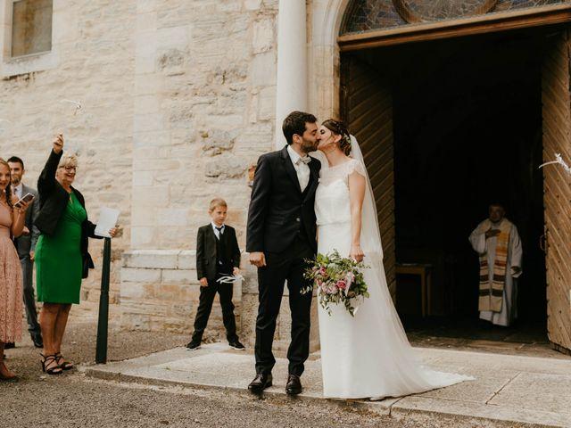 Le mariage de Sébastien et Virginie à Arbois, Jura 43