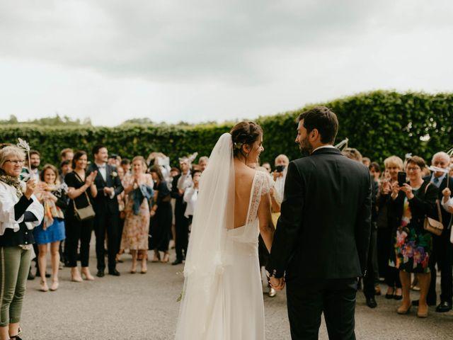 Le mariage de Sébastien et Virginie à Arbois, Jura 44