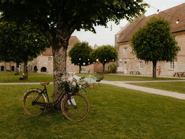 Le mariage de Sébastien et Virginie à Arbois, Jura 52