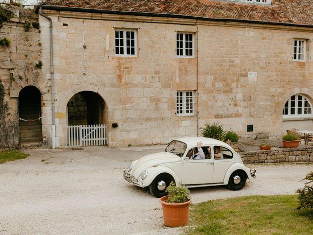 Le mariage de Sébastien et Virginie à Arbois, Jura 55